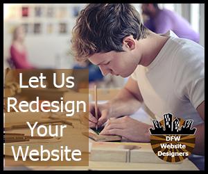 DFW Website Design - RE-Design